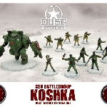 Ver artículos de Battlefront Miniatures - Battlegroup Koshka starter set