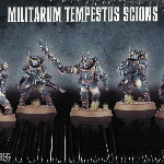 Ver artículos de Games Workshop - Militarum Tempestus Scions