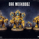 Ver artículos de Games Workshop - Ork Meganobz