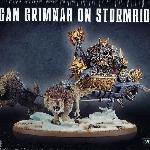 Ver artículos de Games Workshop - Logan Grimmnar en Stormrider