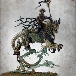 Ver artículos de Games Workshop - Mortarchs de Nagash
