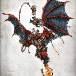 Ver artículos de Games Workshop - Bloodthirster de Khorne