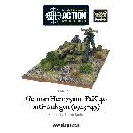 Ver artículos de Warlord Games - German Heer 75mm PaK 40 anti-tank gun (1943-45)