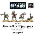 Ver artículos de Warlord Games - German Army HQ (1943-45)