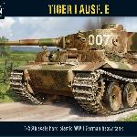 Ver artículos de Warlord Games - Tiger I Ausf. E heavy tank plastic box set