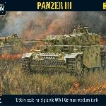 Ver artículos de Warlord Games - Panzer III (pl�stico)