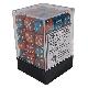 Ver artículos de Chessex - Caja de 36 dados Gemini Cooper-teal/silver