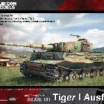 Ver artículos de Rubicon Models - Tiger I Ausf. E