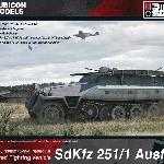 Ver artículos de Rubicon Models - SdKfz 251/1 Ausf D (3 en 1)