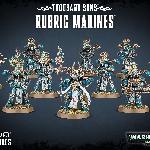 Ver artículos de Games Workshop - Thousand Sons Rubric Marines