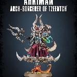 Ver artículos de Games Workshop - Ahriman Arch-Sorcerer of Tzeentch