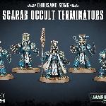 Ver artículos de Games Workshop - Thousand Sons Scarab Occult Terminators