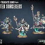 Ver artículos de Games Workshop - Thousand Sons Exalted Sorcerers