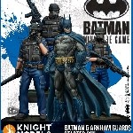 Ver artículos de Knight Models - Batman starter set