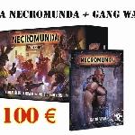 Ver artículos de Games Workshop - NECROMUNDA: UNDERHIVE + GANG WAR (Español)