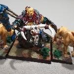 Ver artículos de Games Workshop - Cazador y Tigres de Sable (segunda mano)