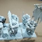 Ver artículos de Games Workshop - Regimiento de 6 Ogros Toro (segunda mano)