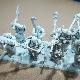 Ver artículos de Games Workshop - Regimiento de 8 Tripasduras (segunda mano)
