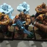Ver artículos de Games Workshop - Regimiento de 6 Sueltafuegos (segunda mano)