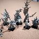 Ver artículos de Games Workshop - 7 Personajes Elfos Oscuros (segunda mano)
