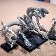Ver artículos de Games Workshop - Hidra con 2 Señores de Bestias (segunda mano)