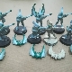 Ver artículos de Games Workshop - 8 Swooping Hawks (METAL) 2ª MANO