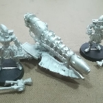 Ver artículos de Games Workshop - Plataforma Vibro Cannon (metal) 2ª MANO