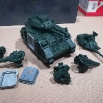 Ver artículos de Games Workshop - Predator Dark Angels (segunda mano)