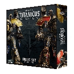 Ver artículos de Games Workshop - Adeptus Titanicus RULE SET (inglés)
