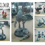 Ver artículos de Games Workshop - Pack de ELDAR de METAL (segunda mano)
