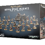Ver artículos de Games Workshop - Chaos Space Marines Vengeance Warband BATTLEFORCE