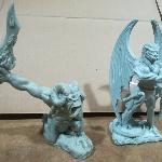 Ver artículos de La Ultima Fortaleza - Demonios de Fuego (segunda mano)