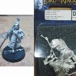 Ver artículos de Games Workshop - Eowyn a pie y a caballo