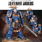 Ver artículos de Games Workshop - Primaris Lieutenant AMULIUS (ed. limitada)
