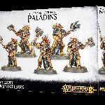 Ver artículos de Games Workshop - Paladins (OFERTA)