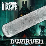Ver artículos de Green Stuff World - Rodillo DWARVEN