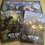 Ver artículos de Games Workshop - OFERTA BLOODBOWL + DEATH ZONE 1 Y 2