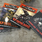 Ver artículos de Games Workshop - PACK KILL TEAM 1ª Edición (OFERTA)