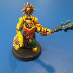 Ver artículos de Games Workshop - Campeón Imperial Fists