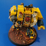 Ver artículos de Games Workshop - Dreadnought Imperial Fists