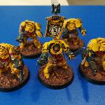 Ver artículos de Games Workshop - Exterminadores Imperial Fists
