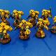 Ver artículos de Games Workshop - Escuadra ASALTO Imperial Fists