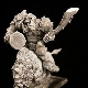 Ver artículos de Gamezone Miniatures - Músico Orco en jabalí