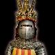 Ver artículos de Andrea Miniaturas - Busto de Jaime I (1208-1276)